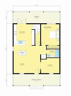2 bedroom cottage floor plans cottage style house plan 2 beds 2 baths 1616 sq ft plan