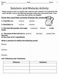 1000 images about mixtures and solutions on pinterest experiment science doodles and