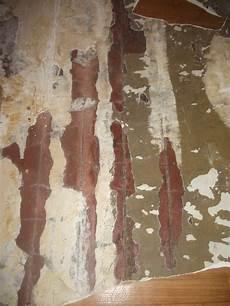 asbest im boden bodenbelag mit asbest handwerk renovierung boden