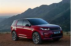 new land rover discovery sport receives interior overhaul and electrified power autocar