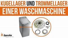 Waschmaschine Macht Komische Geräusche - wie wechselt die kugellager und trommellager einer