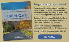 active cabin noise suppression 2003 toyota rav4 navigation system tired of cabin noise here is your guide to getting a quiet car elevating sound sound