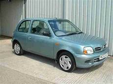 nissan 2002 micra s 1 0 998cc low mileage 3 door hatchback