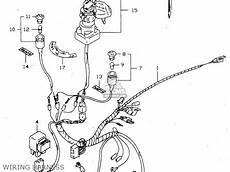 99 suzuki quadrunner wiring diagram suzuki ltf160 1999 x parts lists and schematics