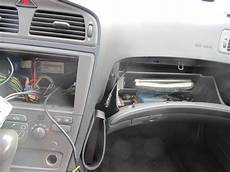 how to install a yatour mp3 usb module on a volvo hu or sc