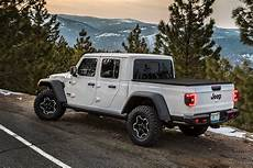 jeep rubicon truck 2020 2020 jeep gladiator review autotrader