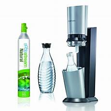 Sodastream Review Water And Soda
