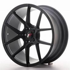 japan racing jr30 18x8 5 et40 5x112 matt black