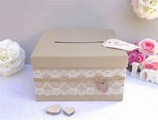 Kiste Selber Basteln - hochzeitsdeko hochzeitspost box briefbox vintage