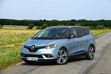 Renault Scenic 4 - essai renault grand scenic 4 dci 160 edc l alternative