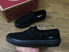 Jual Sepatu Vans Zapato jual sepatu vans zapato classic barco all