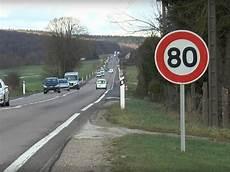 Routes 224 80 Km H La Baisse De La Limitation De Vitesse