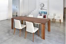 tavoli da sala pranzo tavolo pranzo contemporaneo base in legno idfdesign