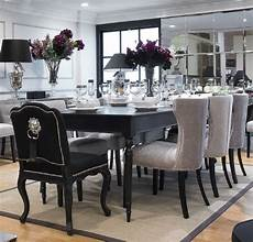 Black Dining Room Table extending black dining table 8 chairs special offer