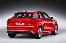 audi q2 design luxe audi q2 arrives in geneva as the brand s smallest suv