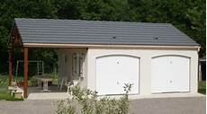 tarif garage préfabriqué béton garages pr 233 fabriqu 233 s en b 233 ton et b 233 ton aspect bois sur mesure