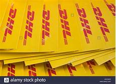 dhl logo stock photos dhl logo stock images alamy