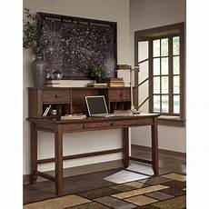 ashley furniture home office desks h478 44 ashley furniture woodboro brown home office desk