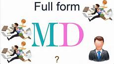 md full form md full form youtube