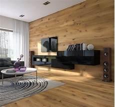 revetement bois interieur parement mural salon et peinture artistique en 80 id 233 es