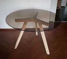 Runder Glastisch Von Atelier Pfister Kaufen Auf Ricardo