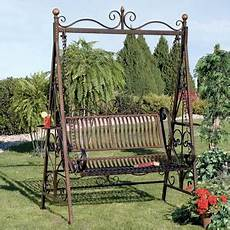 metal porch swing tips for assembling garden and patio