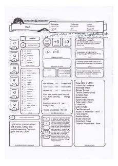 dnd character sheets total reroll tyranny of dragons final character sheets