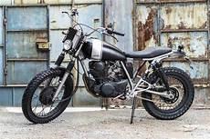 yamaha sr 250 yamaha sr 250 tracker by corb motorcycles lsr bikes
