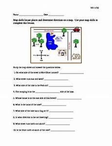 map skills using cardinal directions by excited about elementary