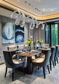 variety of gorgeous lighting for luxurious dining rooms make you enjoy while eating roohome