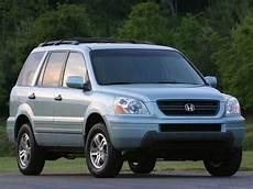 2003 Honda Pilot Specs
