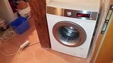test pracka aeg lavamat 85470sl washing machine