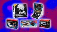 Retro Classic Mini Console the best retro mini consoles nes snes playstation