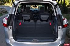 ford c max 7 places le ford c max voit grand pour offrir sept places photo