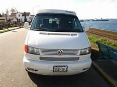 best auto repair manual 2002 volkswagen eurovan parking system purchase used 1 owner 2002 volkswagen eurovan winnebago cer v6 2 8 li efi front wheel drive