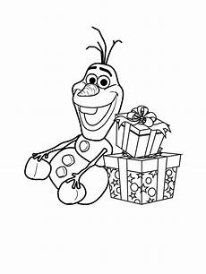 olaf coloring pages and print olaf coloring pages