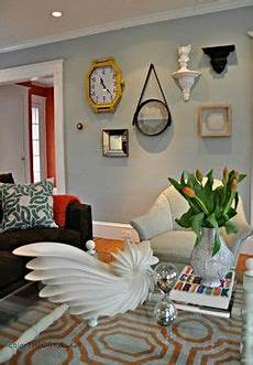 bm wales gray grey wall color living room paint