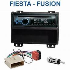 Autoradio 1 Din Ford Fusion Avec Cd Usb Mp3