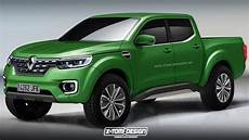renault up truck will production renault alaskan truck look like