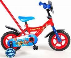 Kinderfahrrad Paw Patrol 10 Zoll Kinder Fahrrad Mit