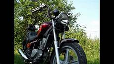 hyosung ga 125 ccm cruise tuning quot bobber quot walkaround and