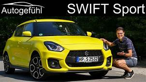 2019 New Suzuki Swift Sport  Cars Specs Release Date