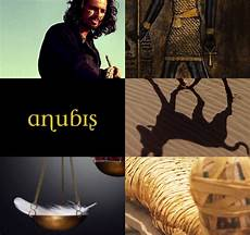 anubis is the greek form of the anpu or inpu which meant to decay he was a