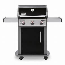 Weber Gasgrill Spirit E 310 Classic Black - weber spirit e 310 3 burner lp gas grill black walmart
