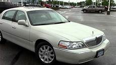 how to work on cars 2007 lincoln town car parking system 2007 lincoln town car signature limited edition youtube