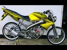 Modif Motor Vixion by 10 Modifikasi Motor Vixion Thailook Terkeren