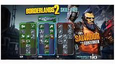Borderlands 2 Salvador In Depth Character Guide Banana