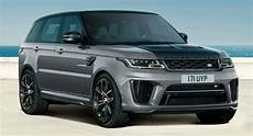 2021 range rover sport lands with svr carbon edition and more carscoops