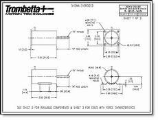 trombetta solenoid wiring