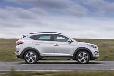 uk getting higher powered hyundai tucson diesel with 7dct